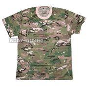 迷彩半袖Tシャツ L