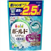 ボールドジェルボール3D 爽やかプレミアムクリーンの香り 詰替用超ジャンボサイズ