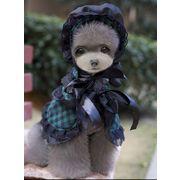 【自社工場】犬服 ハロウィン ペットマント クリスマス ペット用品 帽子+マント 変身
