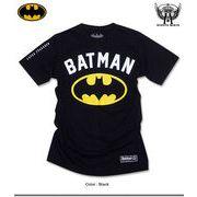 ★バットマン×ミニットマース★クオリティの高いシンプルなデザインのバットマンマークプリントTシャツ★