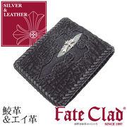 FateClad SHARK&STINGRAY レザーウォレット