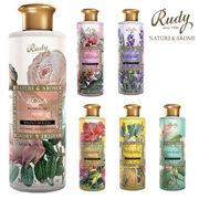 Rudy ルディ ナチュール&アロマ バス&シャワージェル Nature&Arome SERIES Bath&Shower Gel