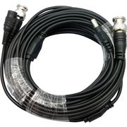 防犯カメラ用 2m 延長ケーブル BNCケーブル 同軸ケーブル 映像・電源一体型 Broadwatch ブロードウォッチ