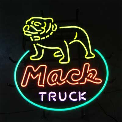 ネオンサイン【MACK TRUCK】