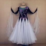 社交ダンスドレス/ モダンドレス ラテンドレス 競技ドレス