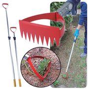 ●雑草抜きごそっと「とれ太」ビッグ アルミ伸縮タイプ