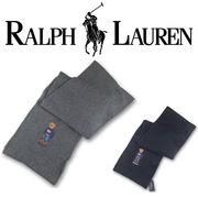 RALPH LAUREN AMERICAN FLAG BEAR SCARF  16121