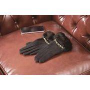 グローヴァ・ファースマホタッチグローブ /手袋 スマホ操作可 ファッション あったか