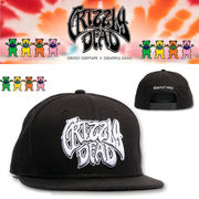GRIZZLY X GRATEFUL DEAD GRIZ YOUR FACE SNAPBACK 16131