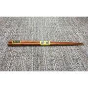 木製 漆塗り 木目スリ 鉄刀木 お箸 22.5CM OPP袋付き