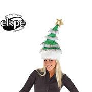 ELOPE Springy WH C-mas Tree  14048
