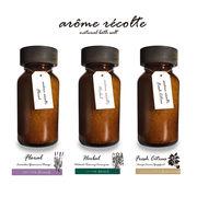 arome recolte アロマレコルト ナチュラル バスソルト natural bath salt