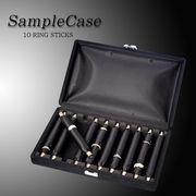 【VISAGE】 ◆サンプルケース!◆リング棒10本差し♪♪高級指輪ケース♪♪/VB-307