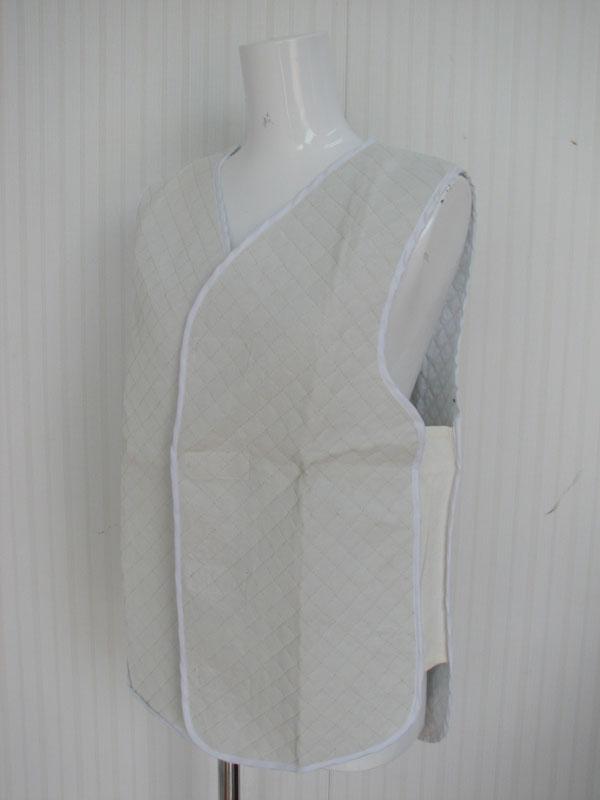 【温かい】Alumilite/アルミライト アルミ蒸着織布仕様ベスト LLサイズ
