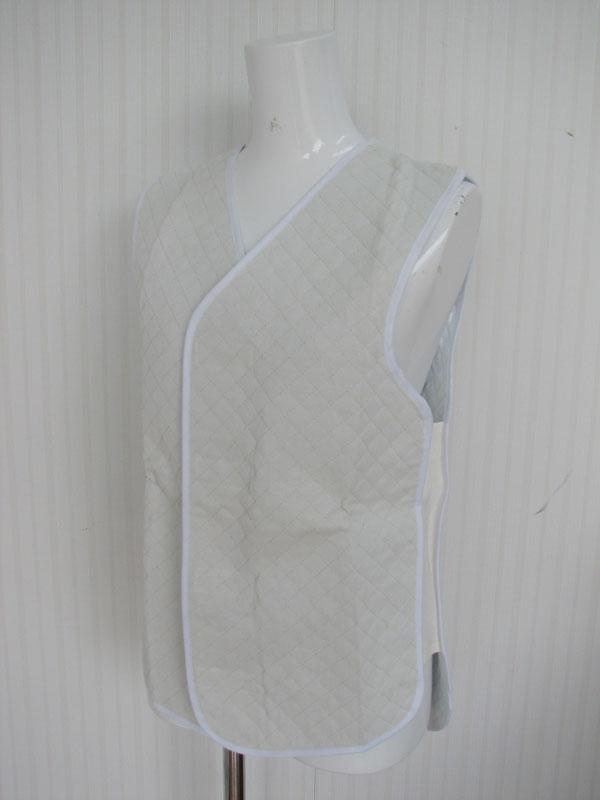 【温かい】Alumilite/アルミライト アルミ蒸着織布仕様ベスト Lサイズ