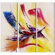 『アートパネル』【モダン】【インテリア】 【手書き】【壁掛け】【油絵】【抽象画】【自然画】