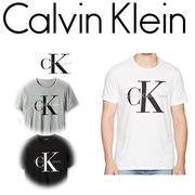Calvin Klein Jeans S/S REISSUE LOGO TEE  16217