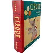 丸和貿易 小物入 ブックボックス CIRQUE