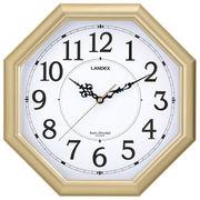 八角電波掛時計 金閣