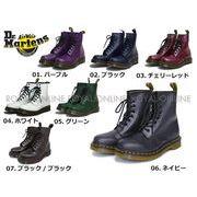 S) 【ドクターマーチン】 1460 8アイ ブーツ 全7色 レディース