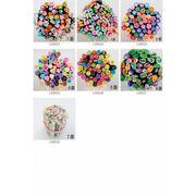 5本セット カットスティック ネイルアート レジン 星/蝶/笑顔/デザート/花/リーフ/ハロウィーン