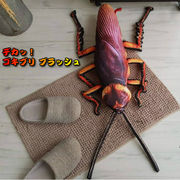 デカッ!ゴキブリ プラッシュ 【ゴキブリ ぬいぐるみ】