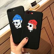 iphone8ケース iPhone7ケース ソフトケース ペア揃い バレンタイン
