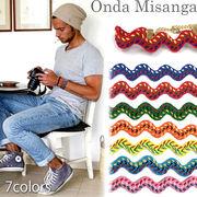 Onda Misanga ミサンガ 人気モデル愛用 メンズ