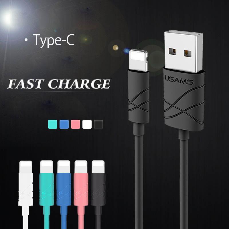 【一部即納】Type-C用 ケーブル 長さ 1 m 急速充電 充電器 データ転送ケーブル USBケーブル 充電ケーブル