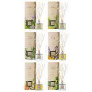 消臭・芳香剤(リードディフューザー)木と果(大容量) 6種 (天然精油100%使用)190ml/日本製sangoaroma