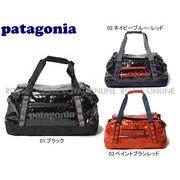 【パタゴニア】 49337 バッグ ブラックホール ダッフル 45L  ダッフル バッグ 全3色 メンズ レディース