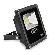 LED投光器10w新型薄型|常夜灯屋外用照明最適高輝度led 電球色