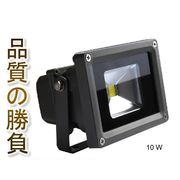 LED投光器10w 昼白色 ワークライト照明 DIY自作最適簡単取り付け