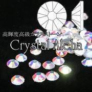 【クリスタル クリスタルAB ローズ】クリスタルアレハ ガラスストーン ストーン ネイル