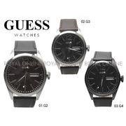 S) 【ゲス ウォッチ】 W0658 ヴァーティゴ VERTIGO 腕時計 アナログ クオーツ 全3色 メンズ