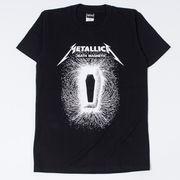 ロックTシャツ Metallica メタリカ Death Magnetic