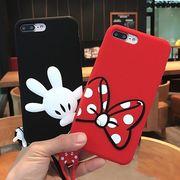 新作★携帯ケース★★iphone7s/iphone8plus★ガラスス背板マホケース★