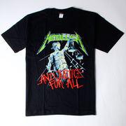 ロックTシャツ Metallica メタリカ ...And Justice For All