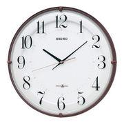(インテリア・バラエティ雑貨)(掛時計)セイコー 衛星電波掛時計 スペースリンク GP216B