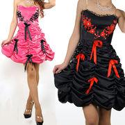 薔薇くしゅ姫ショートドレス