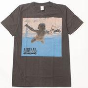 ヴィンテージ風 ロックTシャツ Nirvana ニルヴァーナ Nevermind