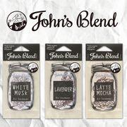 【John's Blend】エアーフレッシュナー