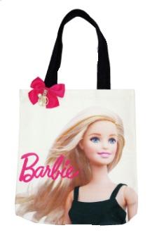 Barbie トートバッグ フューシャピンク 31294