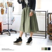 【2018春夏新作】チノツイルトレンチスカート