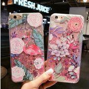 iPhoneX / iPhone8 / iPhone7用保護ケース 花柄携帯ケース スマホケース オシャレ