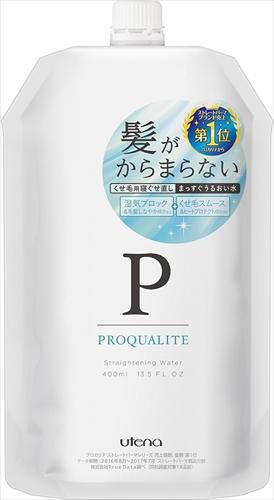 プロカリテ まっすぐうるおい水(つめかえ用) 【 ウテナ 】 【 スタイリング 】