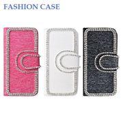 【FASHION CASE】 [iPhone5/5s/SE対応] iPhone ケース (3色) ラメプリント