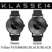 【まとめ割10%OFF】KLASSE14 クラス14 腕時計 VOLARE VO14BK002 36mm 42mm ブラック
