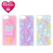 【Care Bears × ViVi】コラボiPhoneケース [iPhone8対応] ラメ TPU ソフトケース