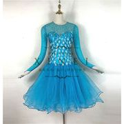 社交ダンスドレス/ モダンドレス ラテンドレス 競技ドレス 195